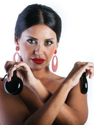 Castañuelas flamencas