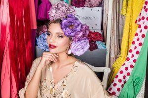 Cómo crear un editorial de moda flamenca