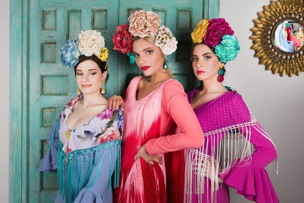 Shooting moda flamenca