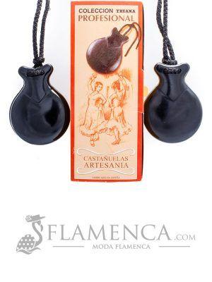 Flamenco castanets