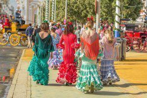 Disfruta de la feria de Sevilla 2019