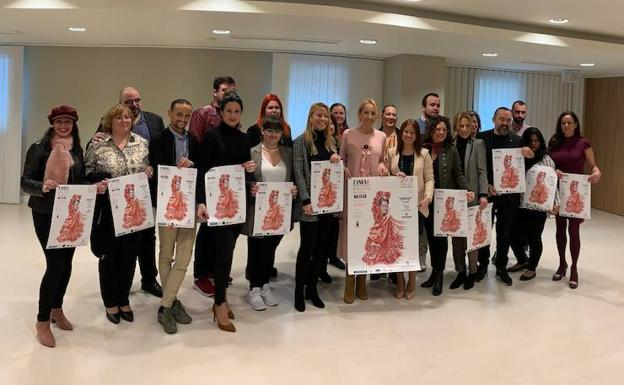FIMAF 2019: La feria de moda flamenca de Málaga