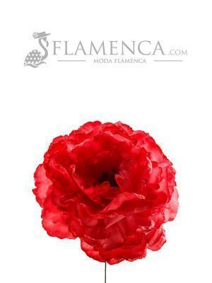FLOR DE FLAMENCA CORALINA