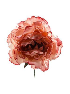 Flor de flamenca maquillaje antiguo