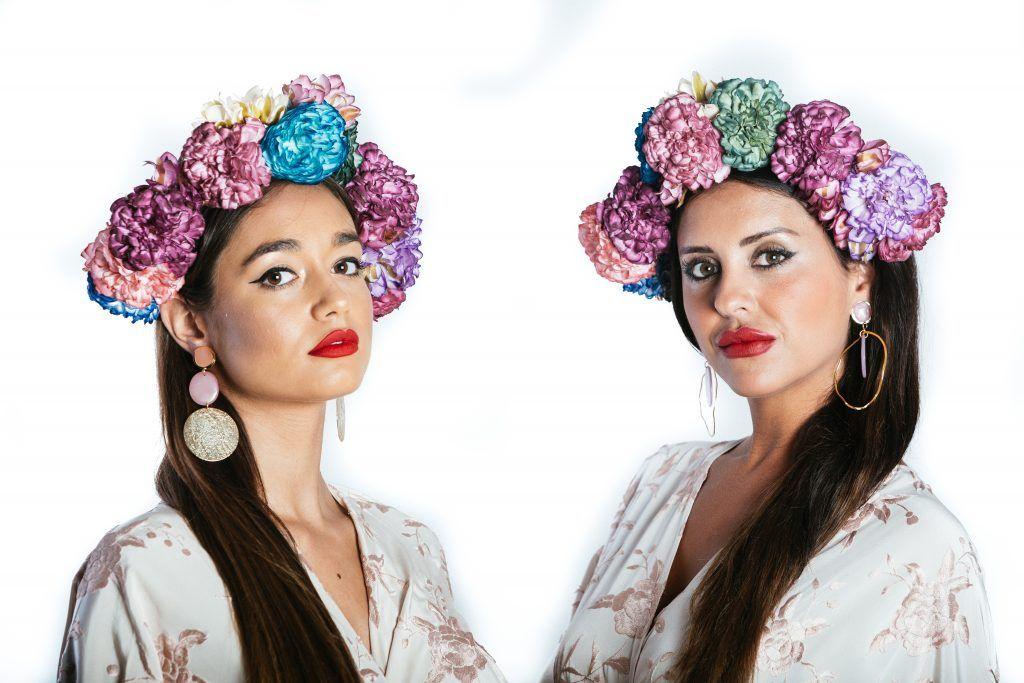 Flores de flamenca: La alegría en tu pelo