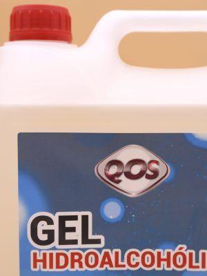Gel hidroalcohólico higienizante 5L