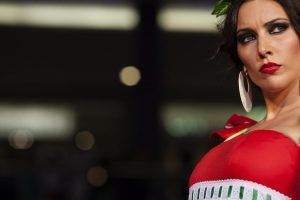La maravillosa moda flamenca