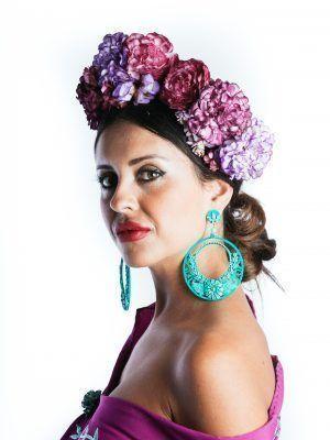 Ramilletes de flamenca