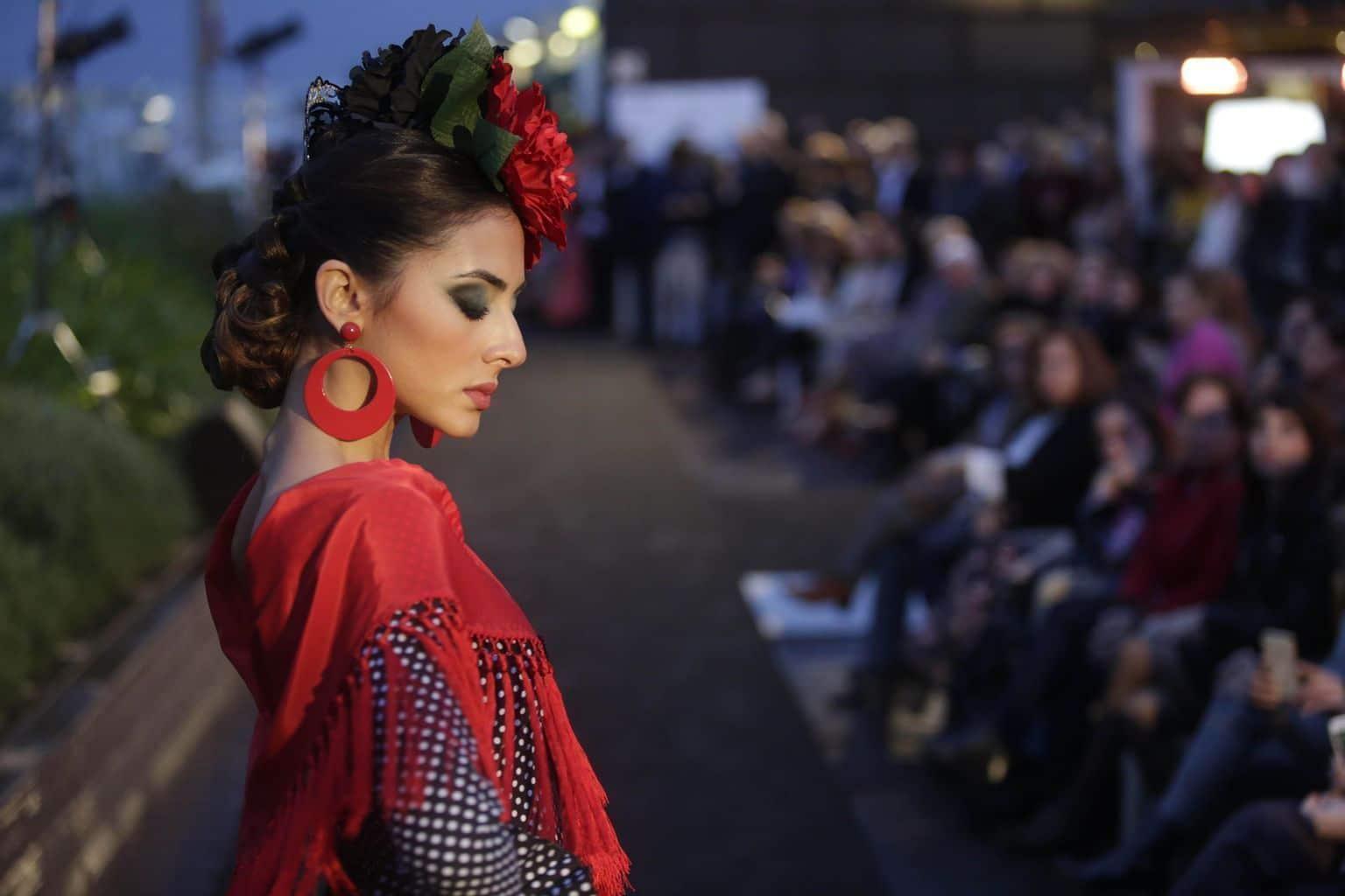 Moños flamencos