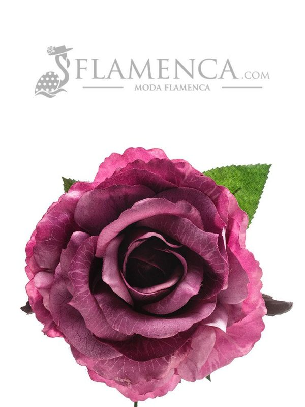 Flamenco rose in cardinal color