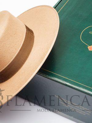 Sombrero flamenco cordobés Nutria