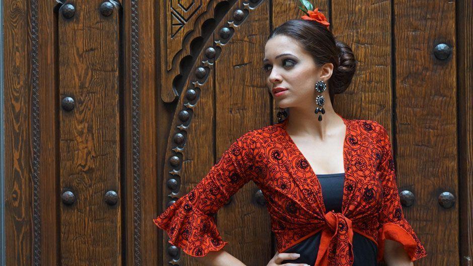 Tendencias moda flamenca