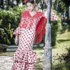Traje de flamenca Begonia