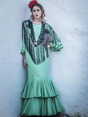 Traje de flamenca Camelia