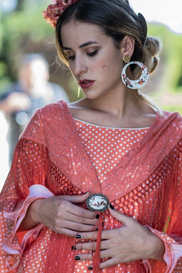 Traje de flamenca Iris