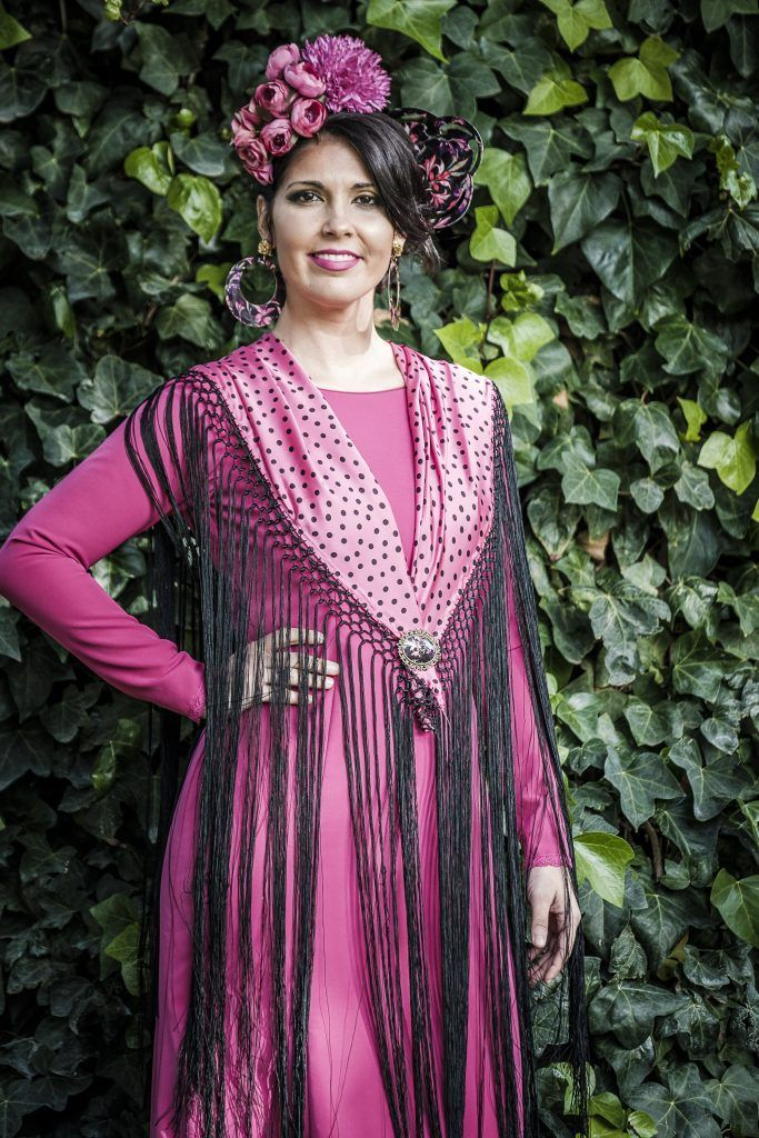 Traje de flamenca Jara