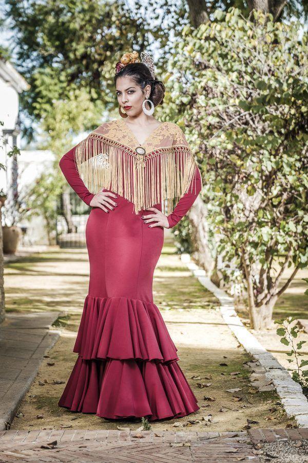 Traje de flamenca Lis
