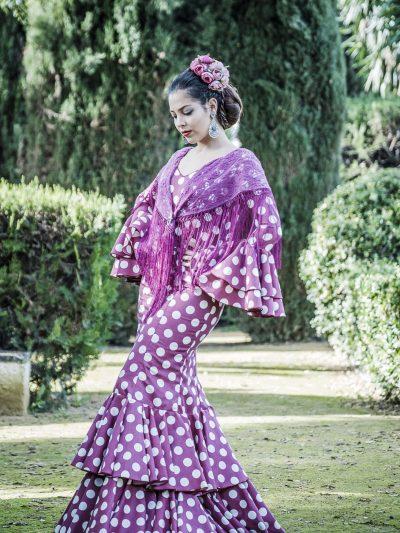 Traje de flamenca Mirta