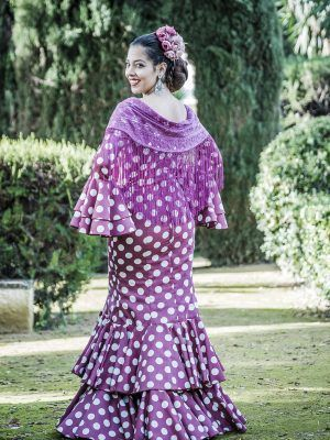 Flamenco dress Mirta