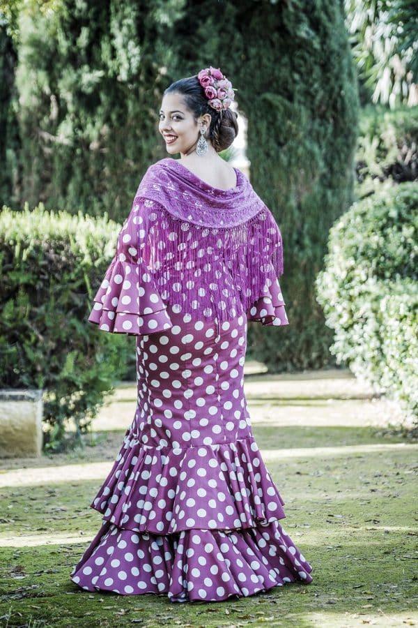 Flamenco dress Mirta