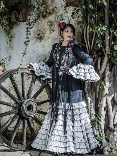 Flamenco dress Trinitaria