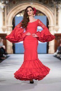 Traje de flamenca: Una moda que llegó para quedarse