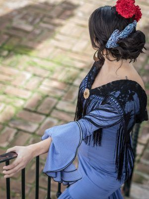 Flamenco dress Violeta