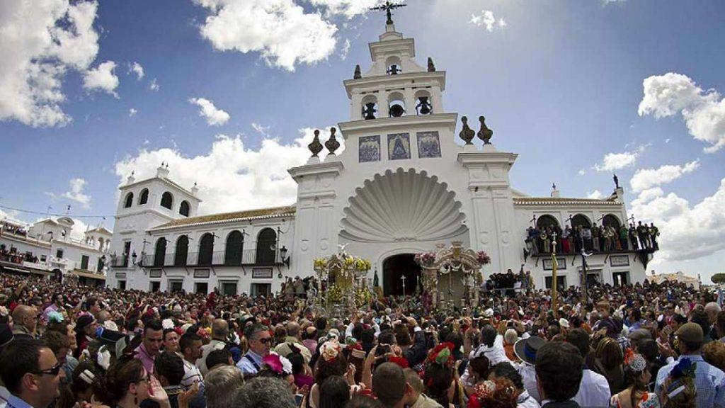 Vuelta a la tradición en El Rocío