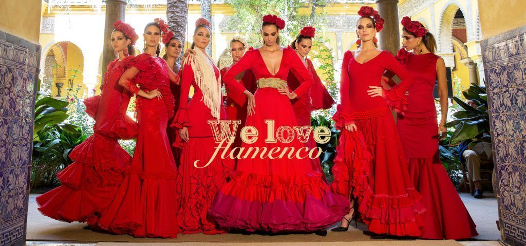 We love flamenco 2019: El mayor evento de moda flamenca